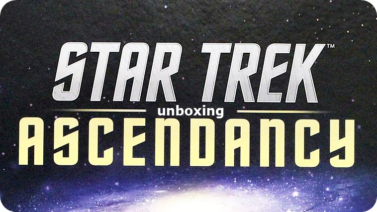 Custodian Of Mecatol Rex Star Trek Ascendancy Unboxing Eng